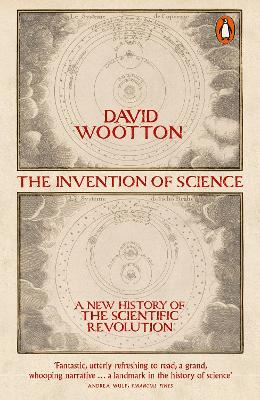 Invention of Science book