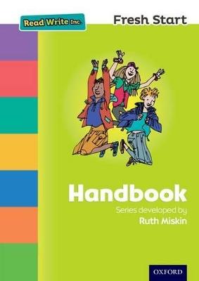 Read Write Inc. Fresh Start: Teacher Handbook book