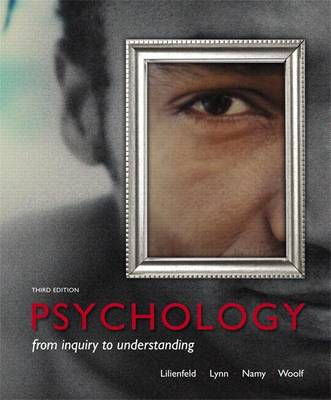 Psychology: From Inquiry to Understanding (Paperback) Plus New Mylab Psychology with Pearson Etext -- Access Card Package by Scott, O. Lilienfeld