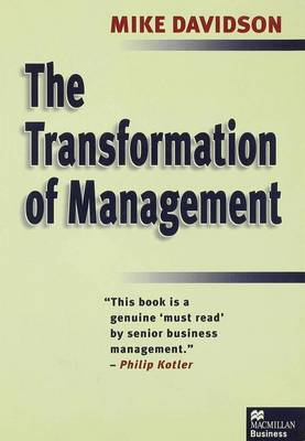 Transformation of Management by Mike Davidson