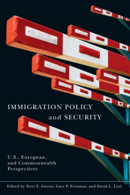 Immigration Policy and Security book