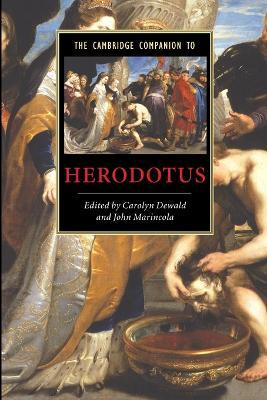 Cambridge Companion to Herodotus by Carolyn Dewald