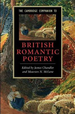 Cambridge Companion to British Romantic Poetry book