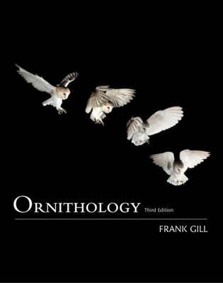 Ornithology by Frank Gill