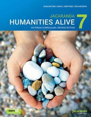 Jacaranda Humanities Alive 7 Victorian Curriculum book