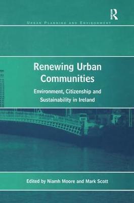 Renewing Urban Communities book