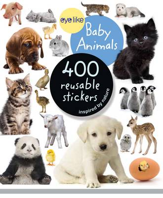 Playbac Sticker Book: Baby Animals by Eyelike