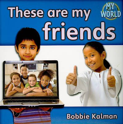 These are My Friends book
