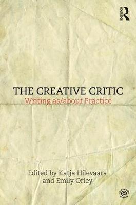 Creative Critic book