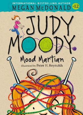 Judy Moody, Mood Martian book