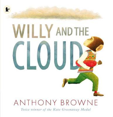 Willy and the Cloud book