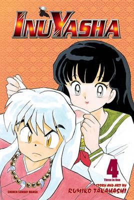Inuyasha, Vol. 4 (VIZBIG Edition) by Rumiko Takahashi