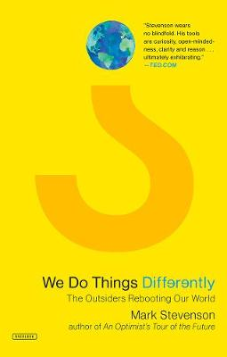 We Do Things Differently by Mark Stevenson
