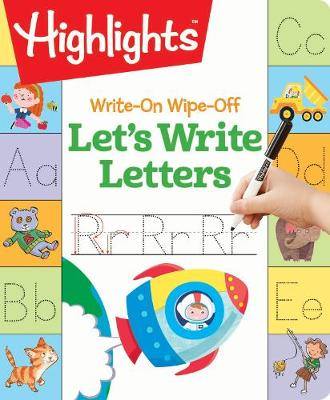 Let's Write Letters by Highlights