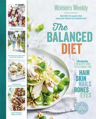 The Balanced Diet by The Australian Women's Weekly