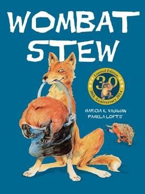 Wombat Stew 30th Anniversary Edition book
