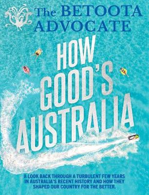 How Good's Australia book