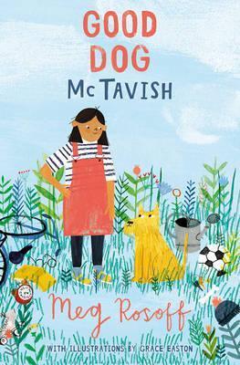 Good Dog Mctavish book