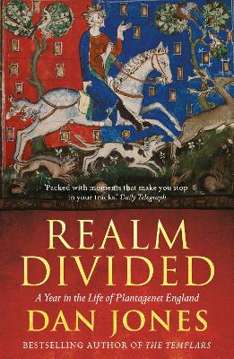 Realm Divided by Dan Jones