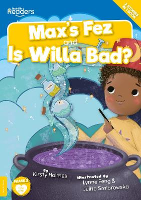 Max's Fez And I Am Izza book
