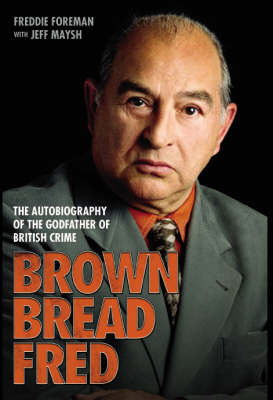 Brown Bread Fred book