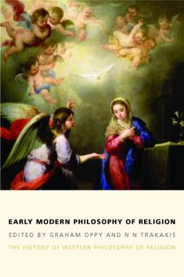 Early Modern Philosophy of Religion book