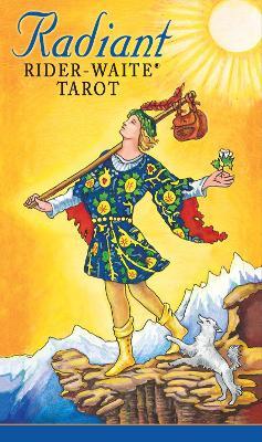Radiant Rider-Waite Tarot Deck book