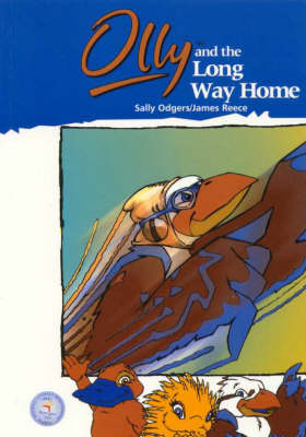 Olympic Mascots: Book 9: Olly and the Long Way Home by Sally Farrell Odgers