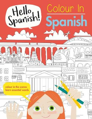 Colour in Spanish by Sam Hutchinson