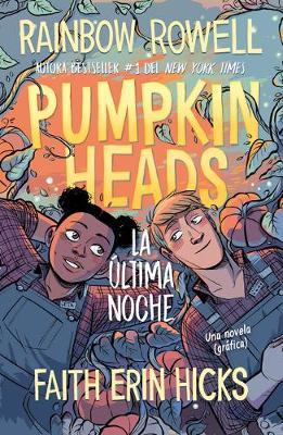 Pumpkinheads (Spanish Edition) book