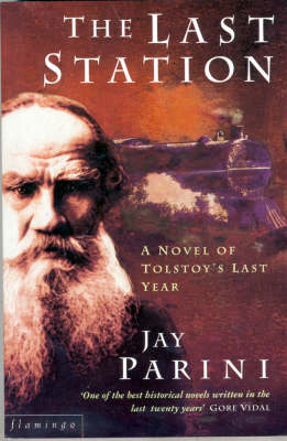 The Last Station book