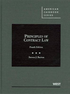 Principles of Contract Law book
