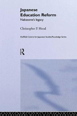 Japanese Education Reform by Christopher P. Hood