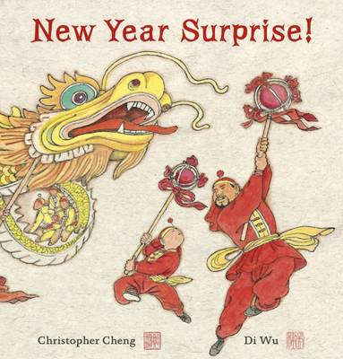 New Year Surprise! by Christopher Cheng