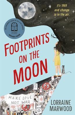 Footprints on the Moon book