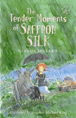 Tender Moments of Saffron Silk by Glenda Millard