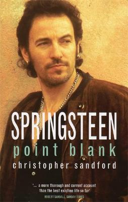 Springsteen by Christopher Sandford