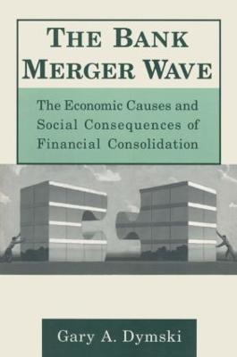Bank Merger Wave book