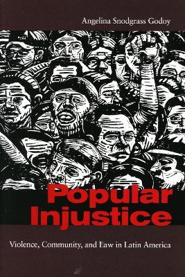 Popular Injustice book