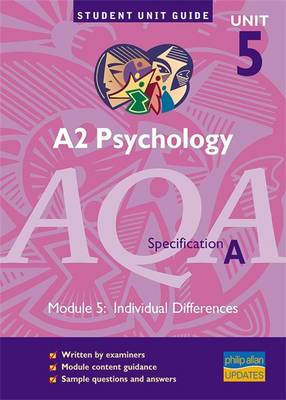 A2 Psychology  AQA Specification A by Mike Cardwell