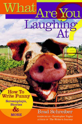 What are You Laughing at? book