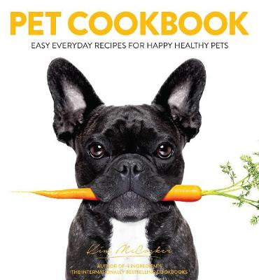 Pet Cookbook book