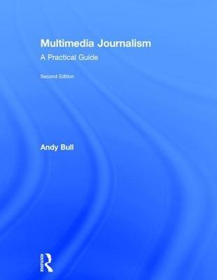 Multimedia Journalism book