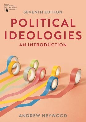 Political Ideologies: An Introduction book