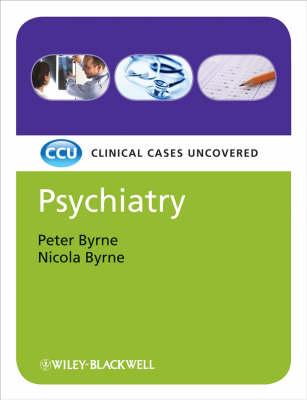 Psychiatry by Peter Byrne