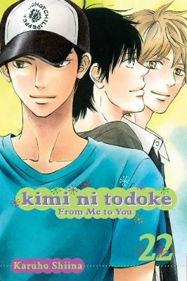 Kimi ni Todoke: From Me to You, Vol. 22 by Karuho Shiina