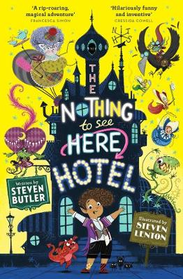 Nothing to See Here Hotel by Steven Butler