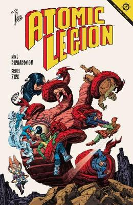The Atomic Legion by Mike Richardson