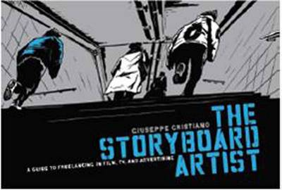 Storyboard Artist by Giuseppe Cristiano