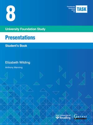 TASK 8 Presentations (2015) - Student's Book book